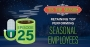 Artwork for 'Tis the Season: Retaining Top Performing Seasonal Employees