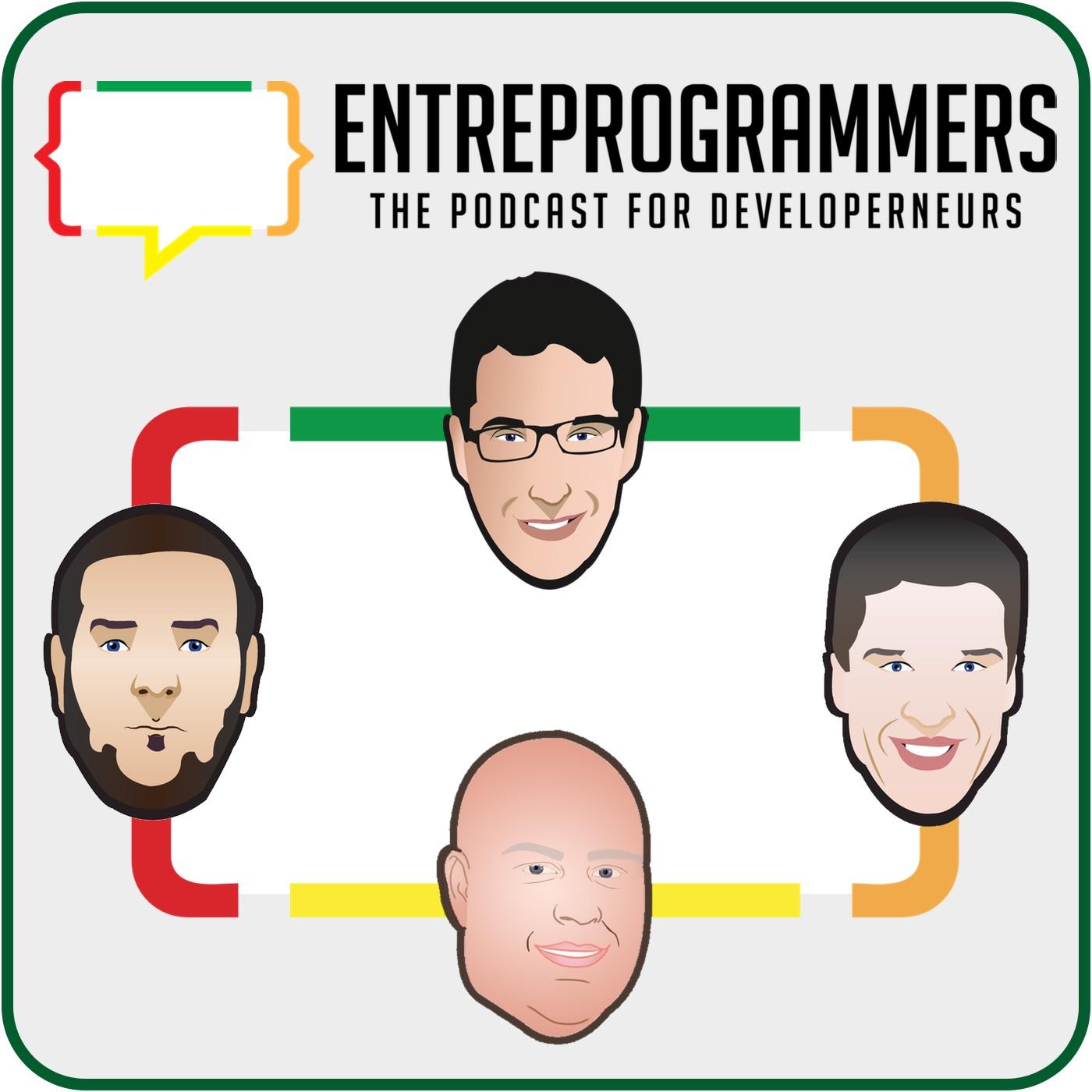 Entreprogrammers Podcast show art