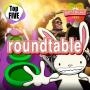 Artwork for GameBurst Roundtable - Top 5 LucasArts Games