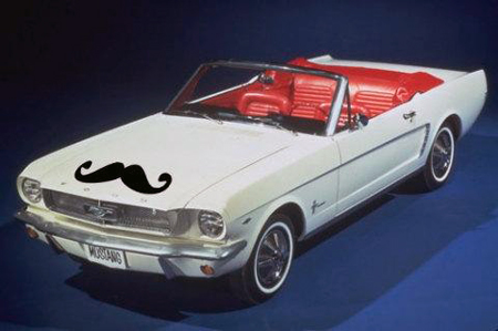 10.25.14: Mustangs, Movember & Manly Cancer Awareness Month! We Chat Beer, Batteries and Bullets, IT & Information Security, Plus Curvy Roads & Unphoning Yourself