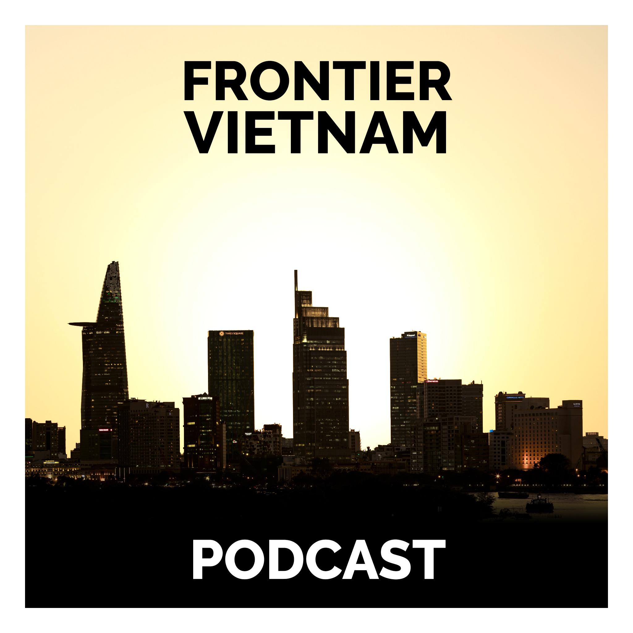 Frontier Vietnam Podcast show art