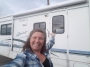 Artwork for 038 Carolyn Higgins - Overcoming the challenges of being a solo Woman RV-er
