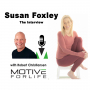 Artwork for Interview: Susan Foxley Master Yoga Teacher and founder of Foxley Fitness