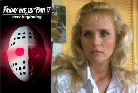Episode 27 - Melanie Kinnaman from Friday the 13th part V