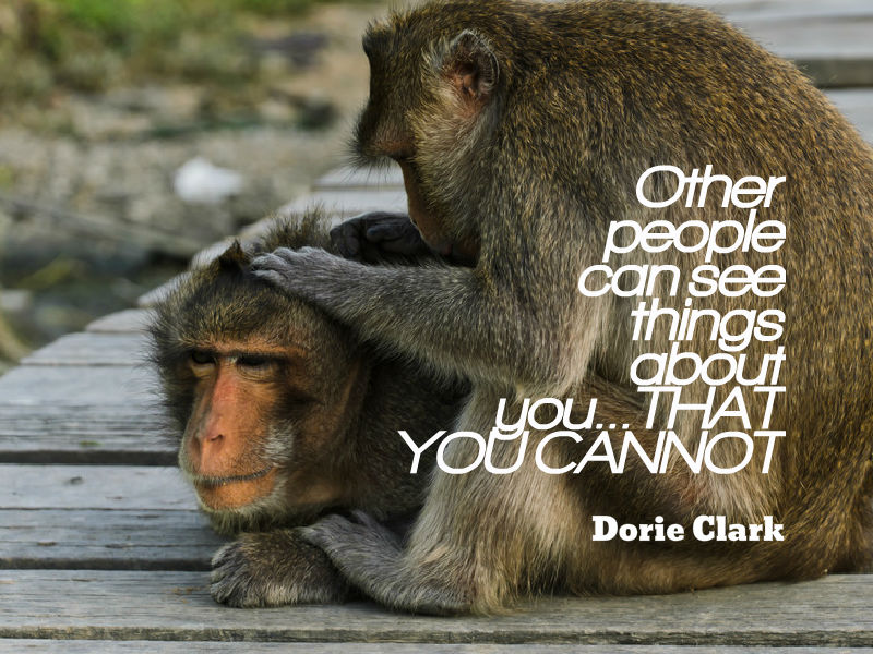 """How Do Others See You?"" with Dorie Clark"