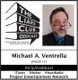 Artwork for The Liars Club Oddcast # 145 | Michael Ventrella, Author, Editor, Speaker, and Lawyer