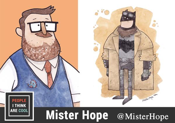 Ep. 69 Mister Hope