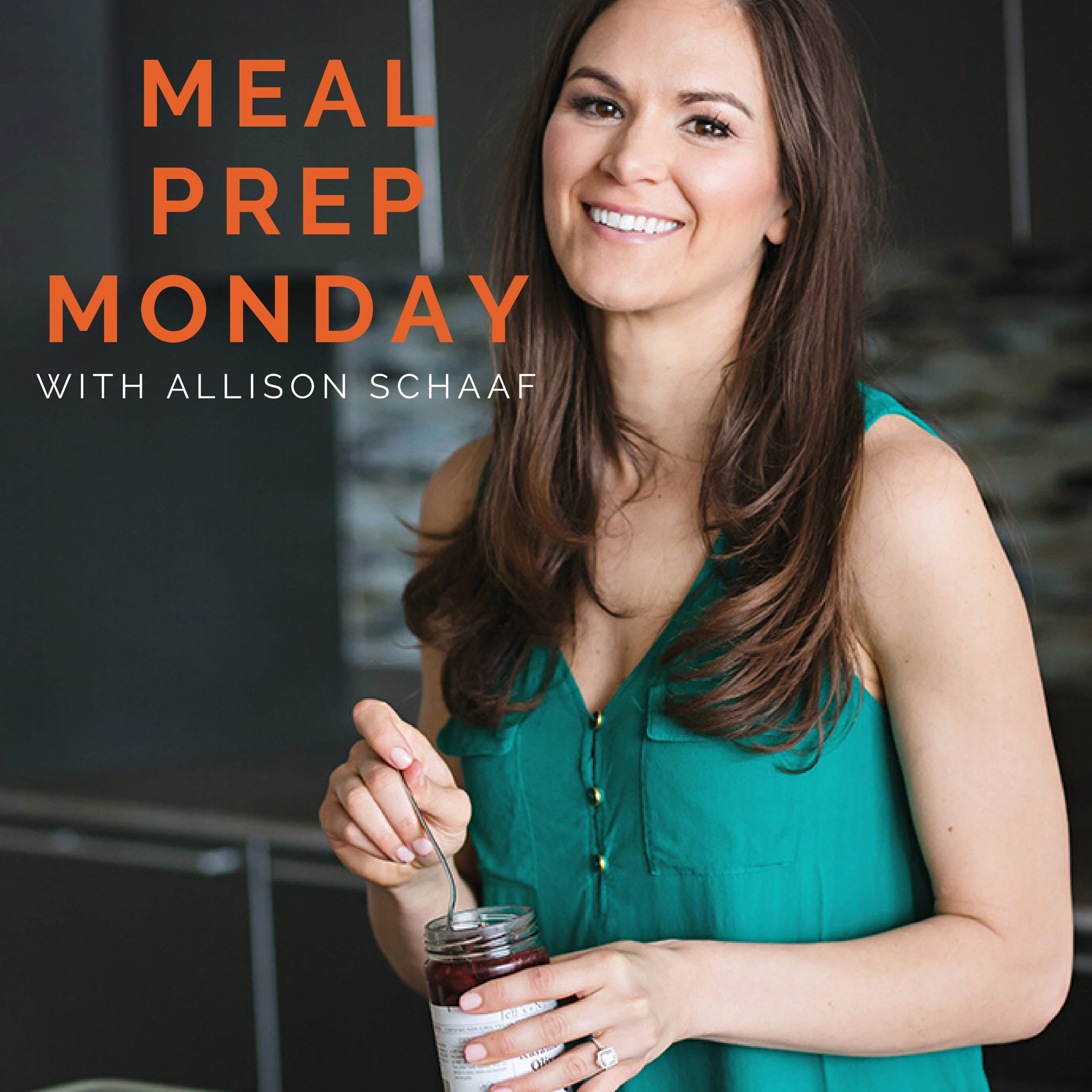 Meal Prep Monday  Podcast™ show art