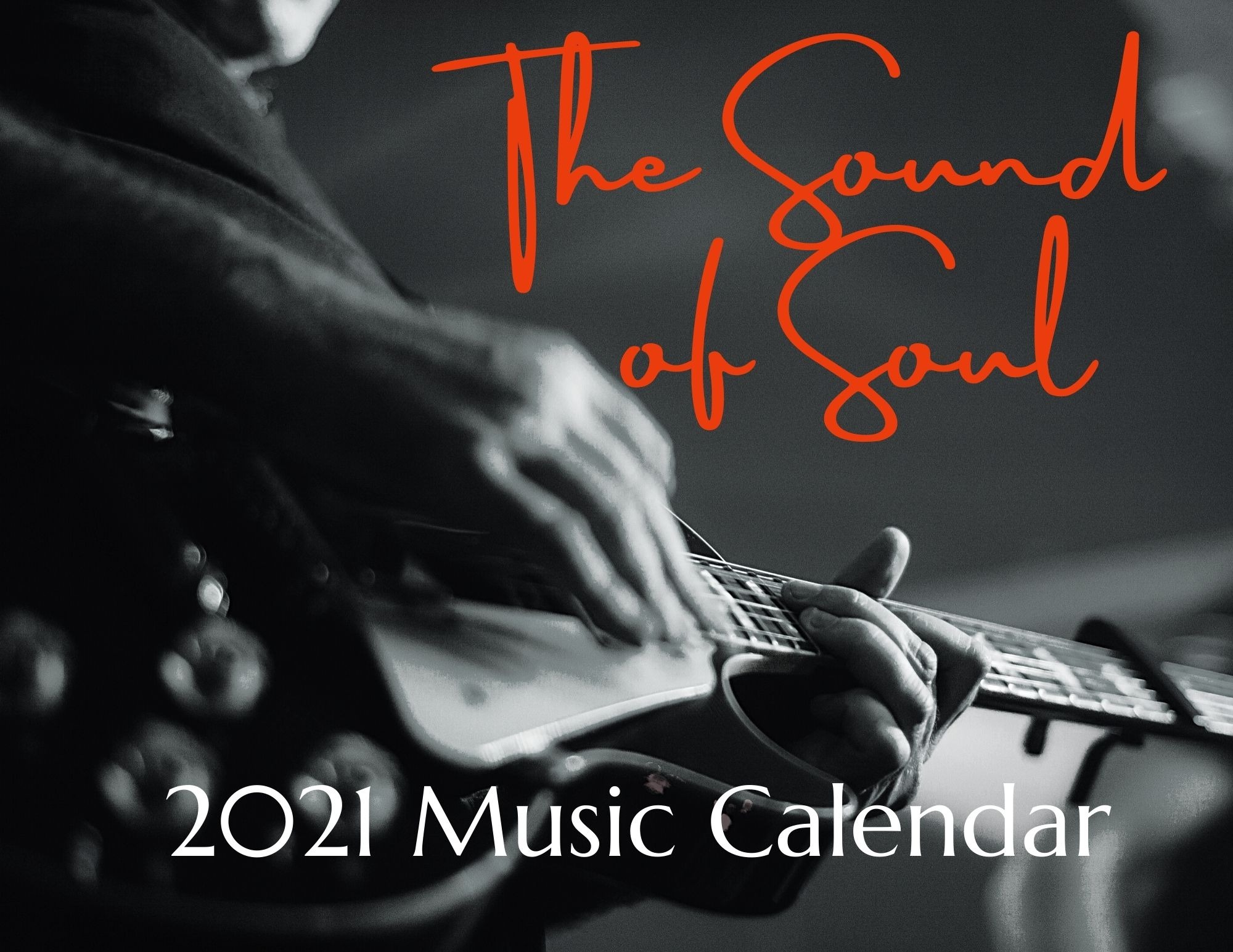 2021 Music Calendar