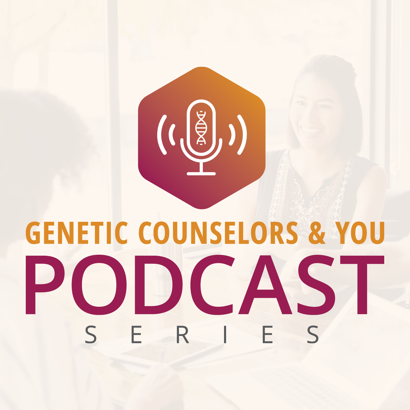 Genetic Counselors and You show art