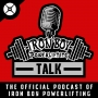 Artwork for IRON BOY TALK #3 HOFer Michael Belk