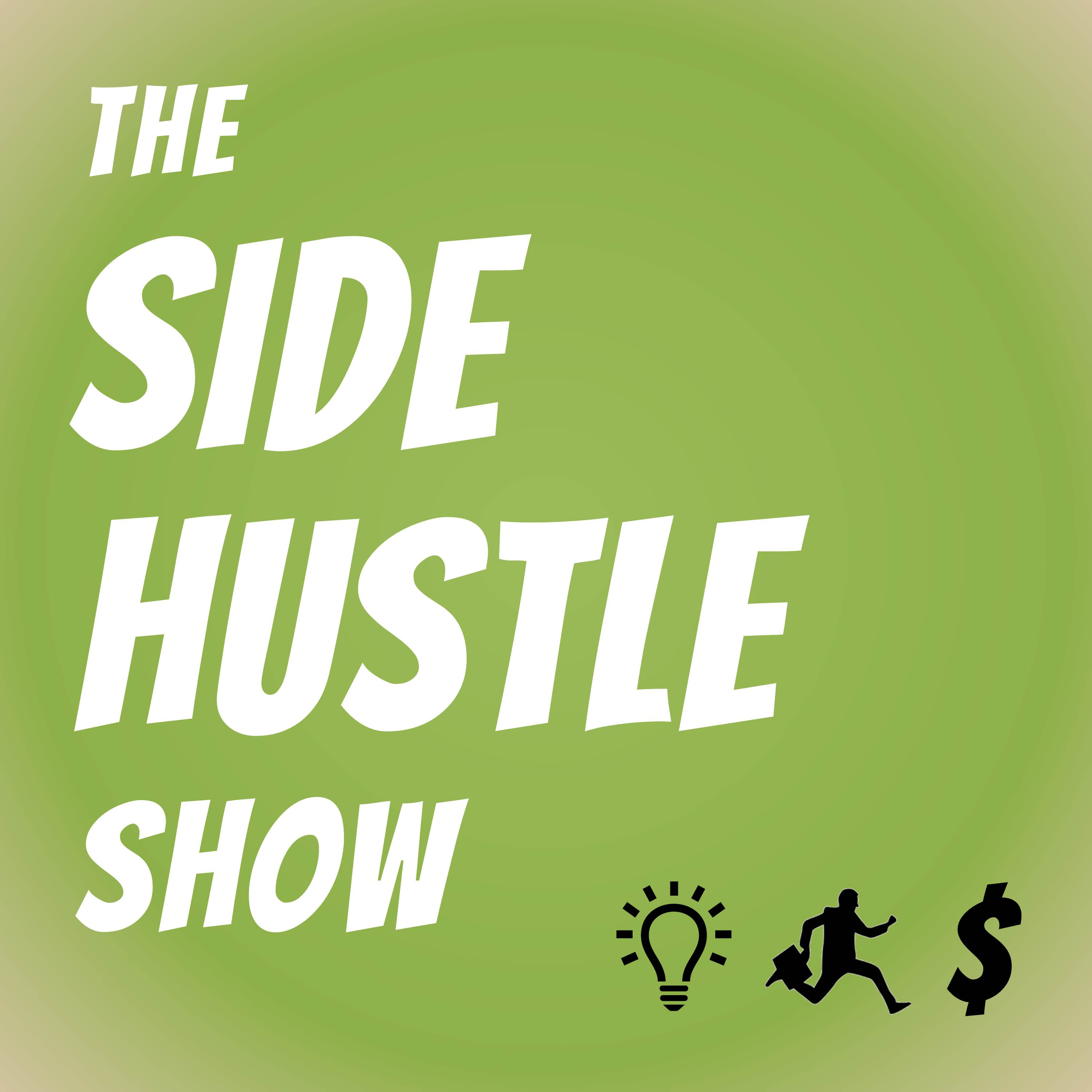 The Side Hustle Show show art