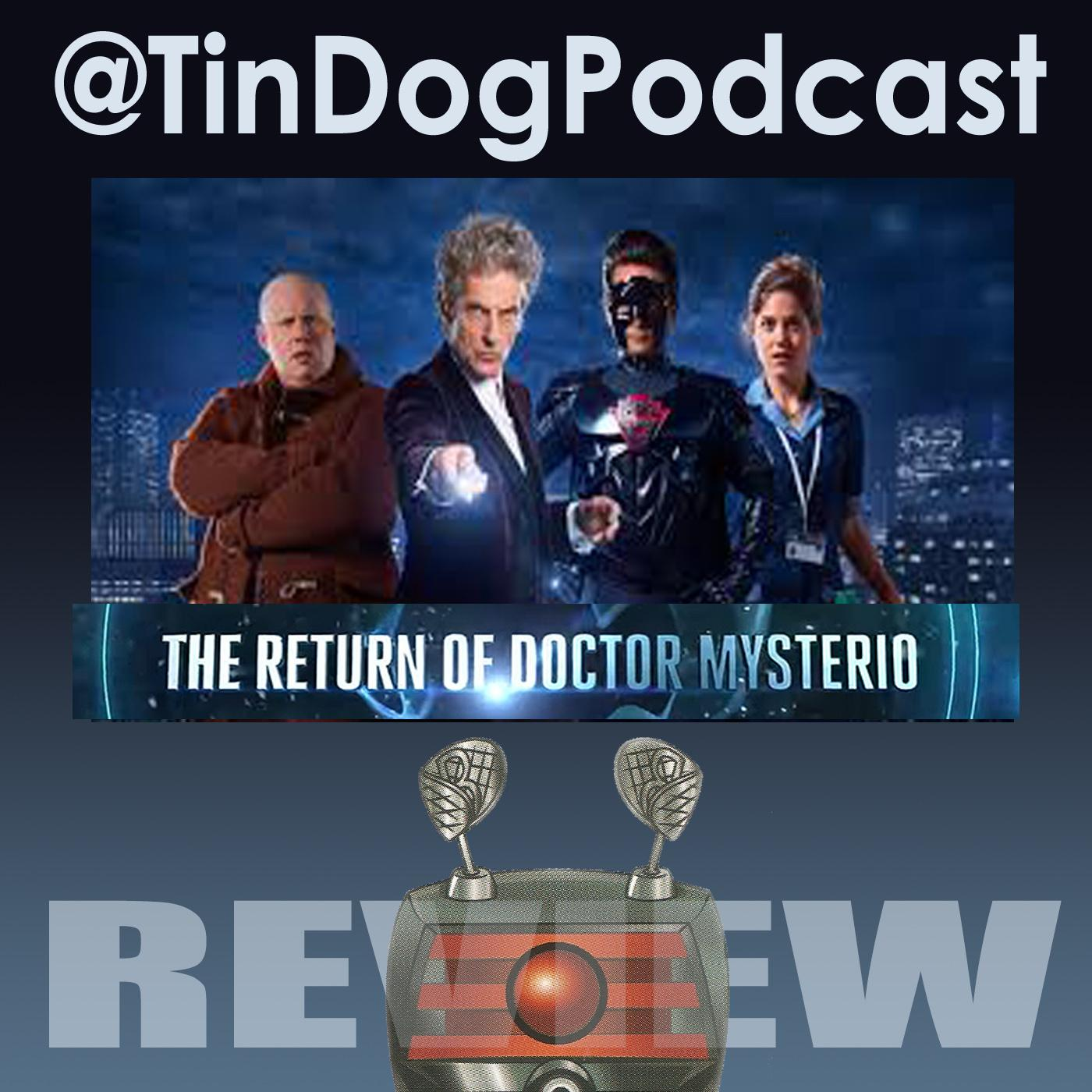 TDP 634: Doctor Who - The Return of Doctor Mysterio