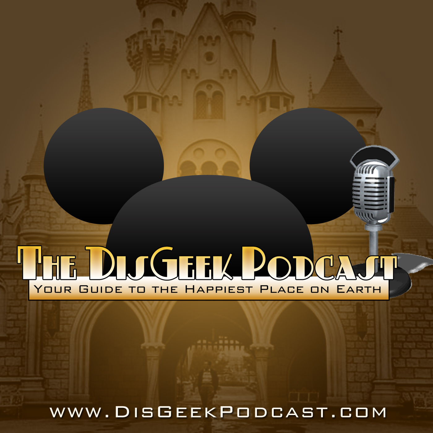 The DisGeek Podcast 131 - It's a Secret!