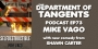 Artwork for DoT EP73: Mike Vago, Author of Selfdestructible, plus New Comedy from Shawn Carter
