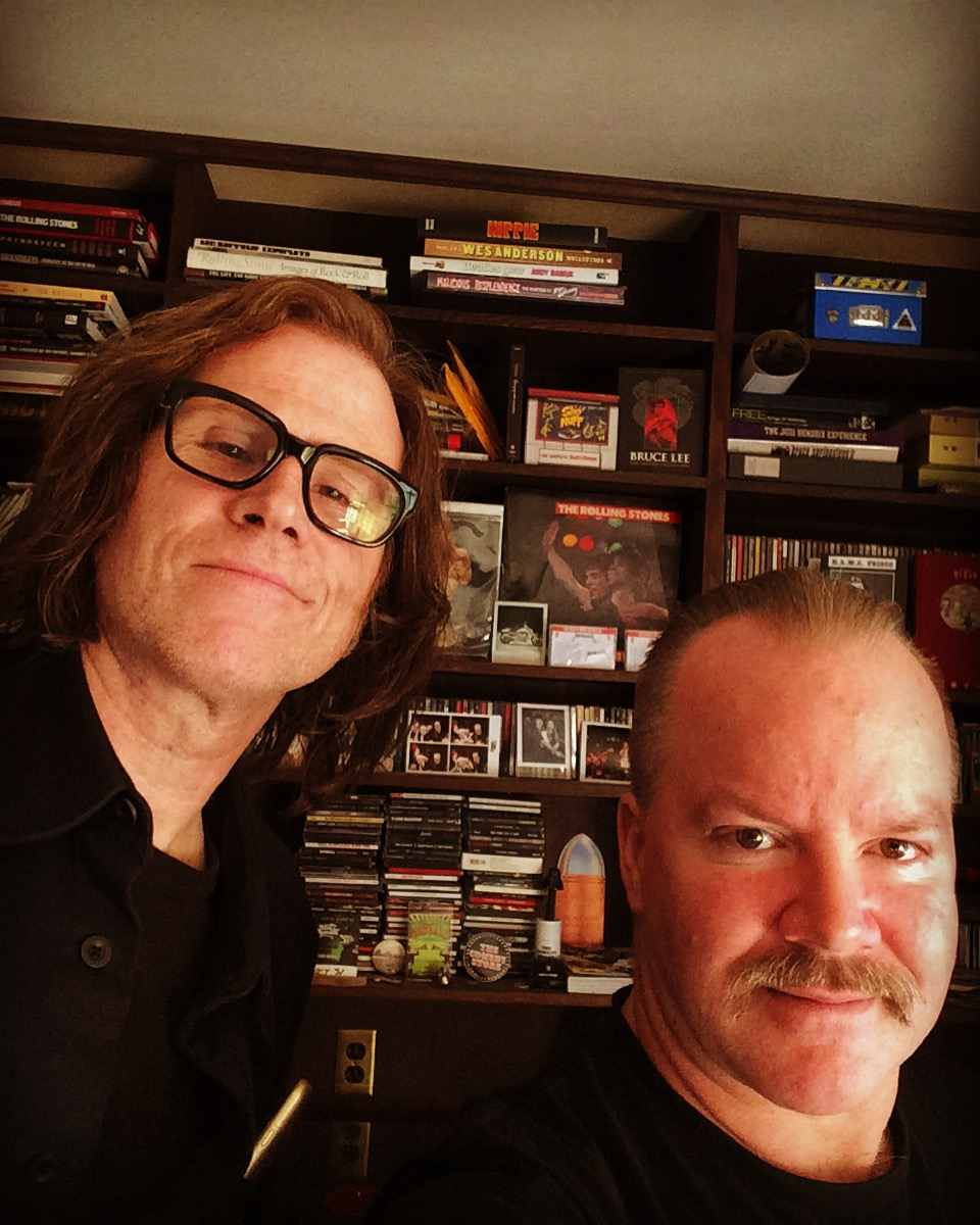 #211:Mark Lanegan/Singer- Songwriter/Screaming Trees/Queens of The Stone Age