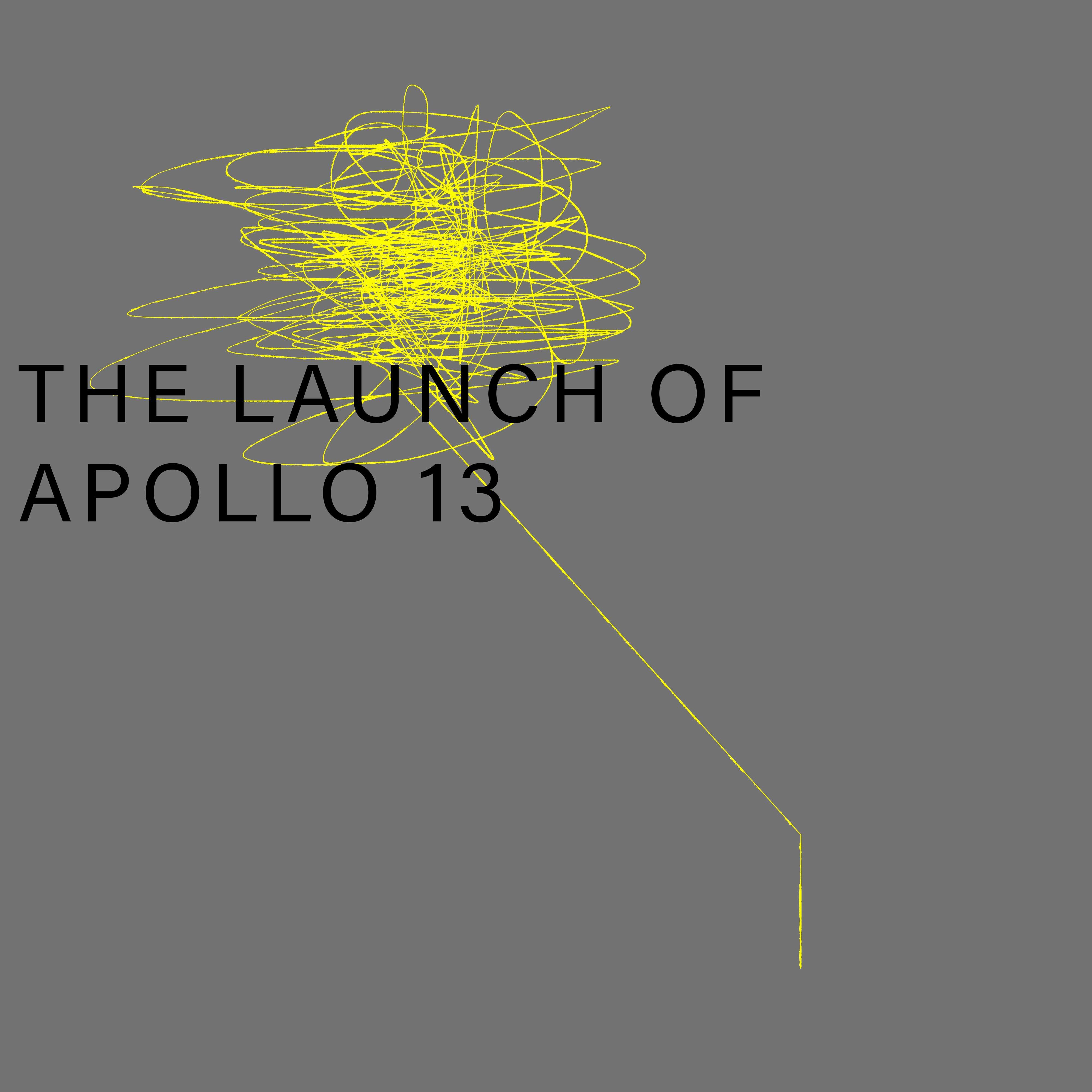 ETE_2//THE**LAUNCH##OF##APOLLO@@1#3!!!// show art