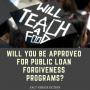 Artwork for FVF #17 Public Service Loan Forgiveness Programs