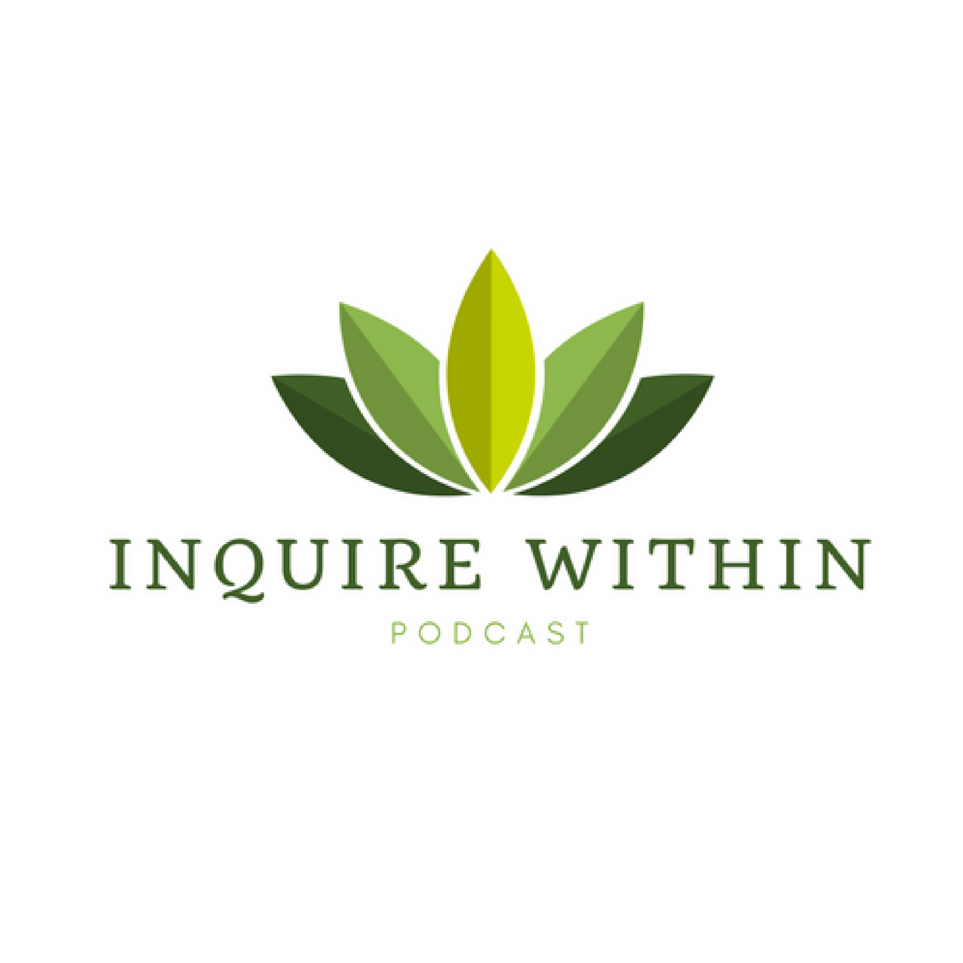 Inquire Within Podcast show art