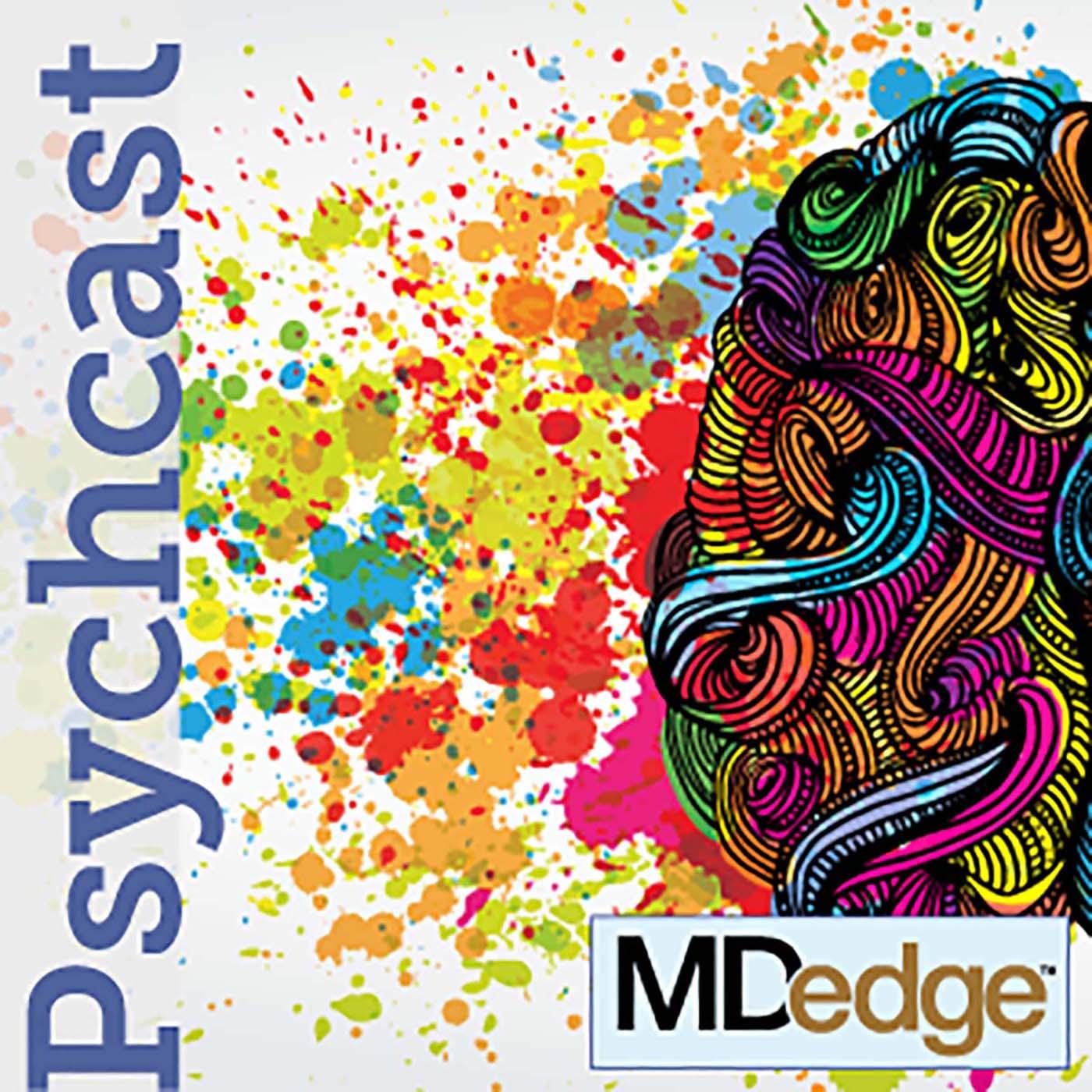 Psychcast show art