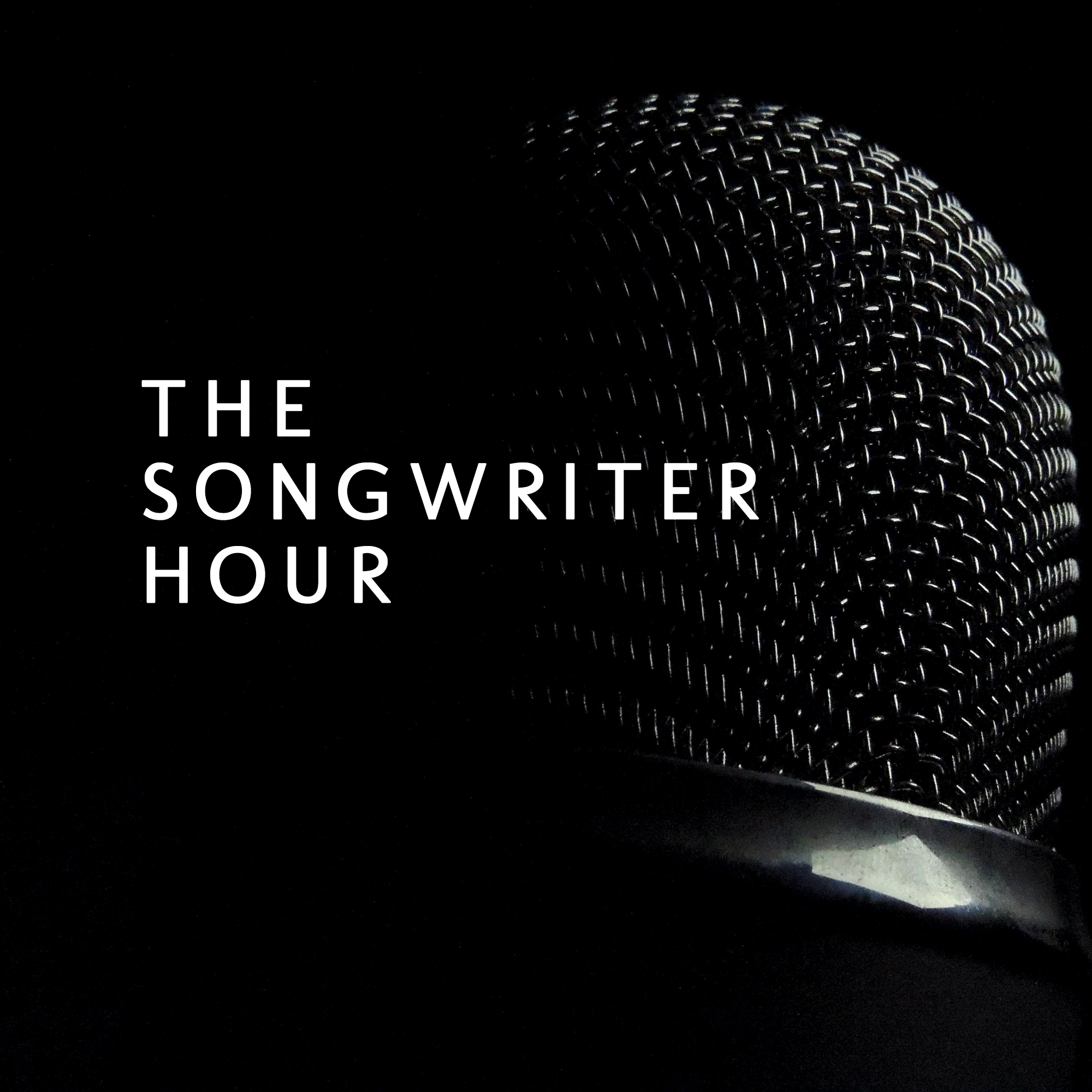 The Songwriter Hour show art
