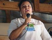Honduras - Bertha Caceres in Conference (English translation)