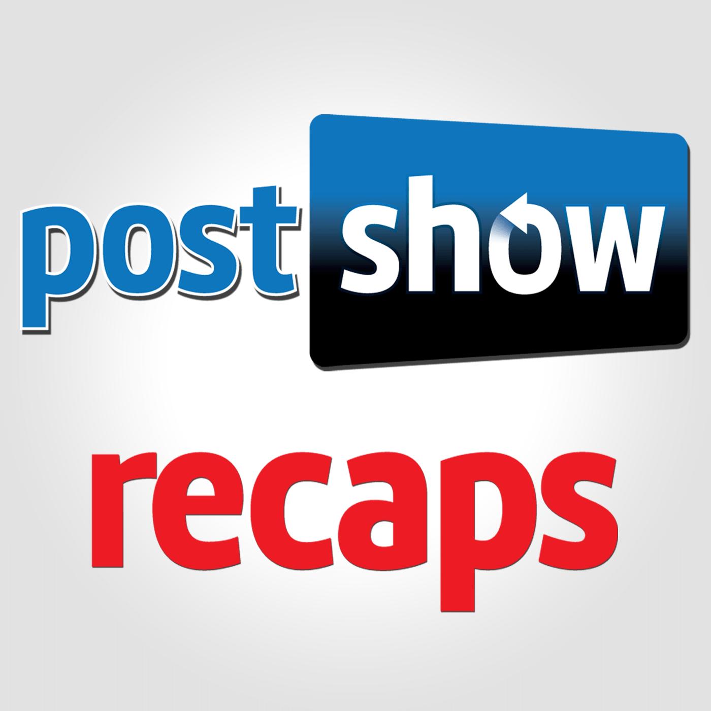 postshowrecaps's podcast show art