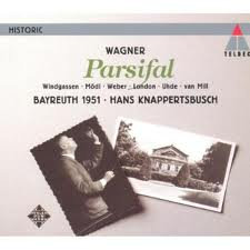Parsifal from Bayreuth 1951