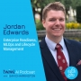 Artwork for Enterprise Readiness, MLOps and Lifecycle Management with Jordan Edwards - #321