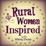 Artwork for Inspiring Stories of Women in Ag Told by Katie Hatch