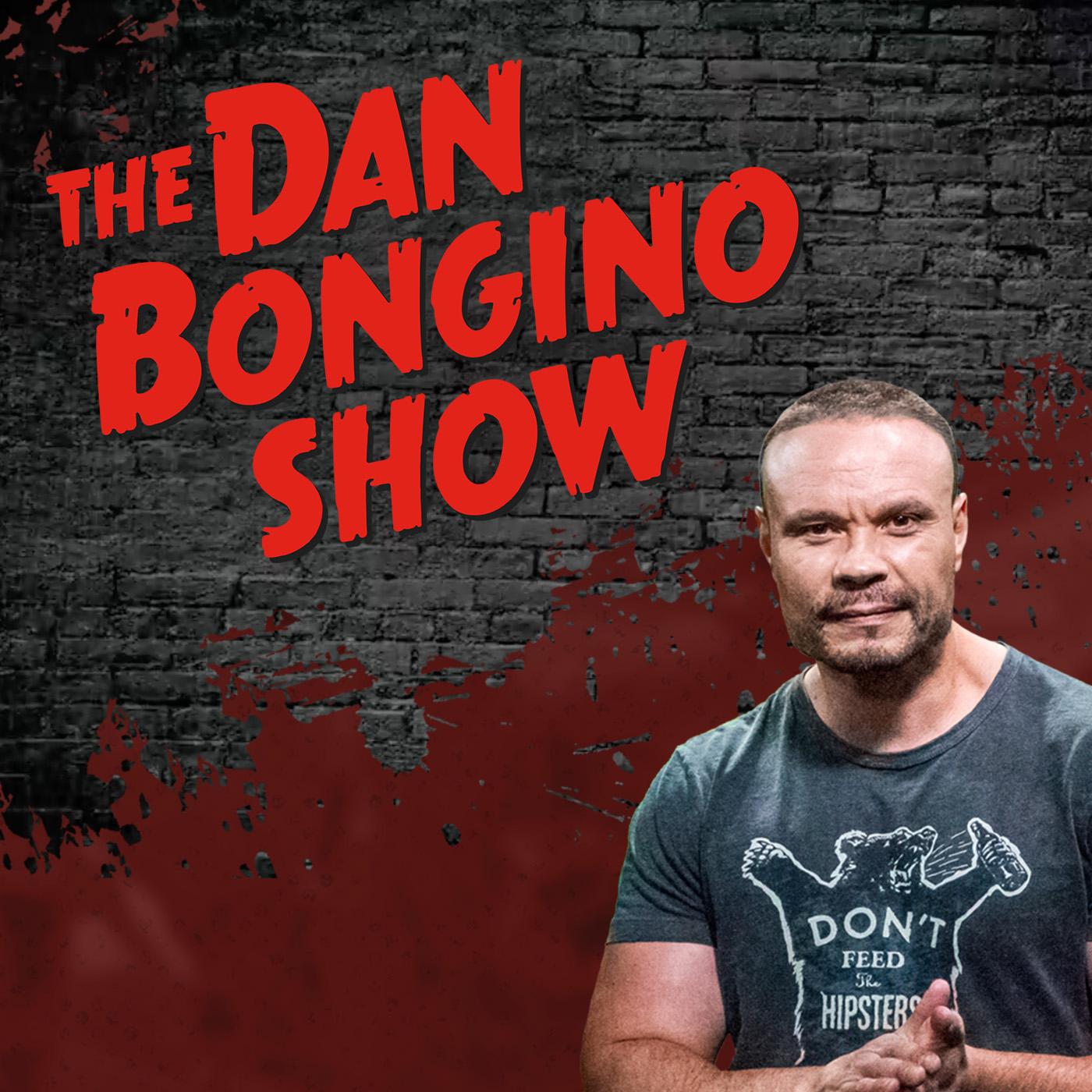 The Dan Bongino Show show art