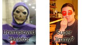 Episode 36 - Unemployed Skeletor