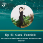 Artwork for 81: How to Step into Our Power as Moms-With Core Power Yoga Santa Barbara Owner Cara Ferrick
