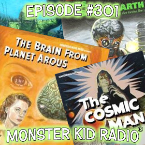 Monster Kid Radio #301 - Meet Monster Kid David Schecter