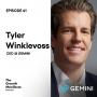 Artwork for How the Winklevoss twins are building a crypto empire