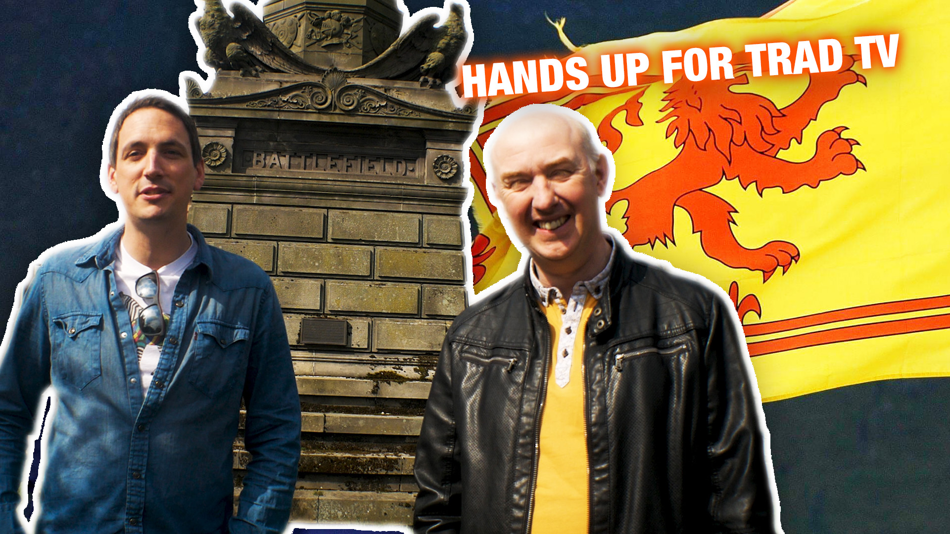 Artwork for Hands Up for Trad TV 38