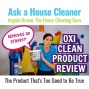 Artwork for OxiClean Product Review - America's #1 Versatile Stain Fighter