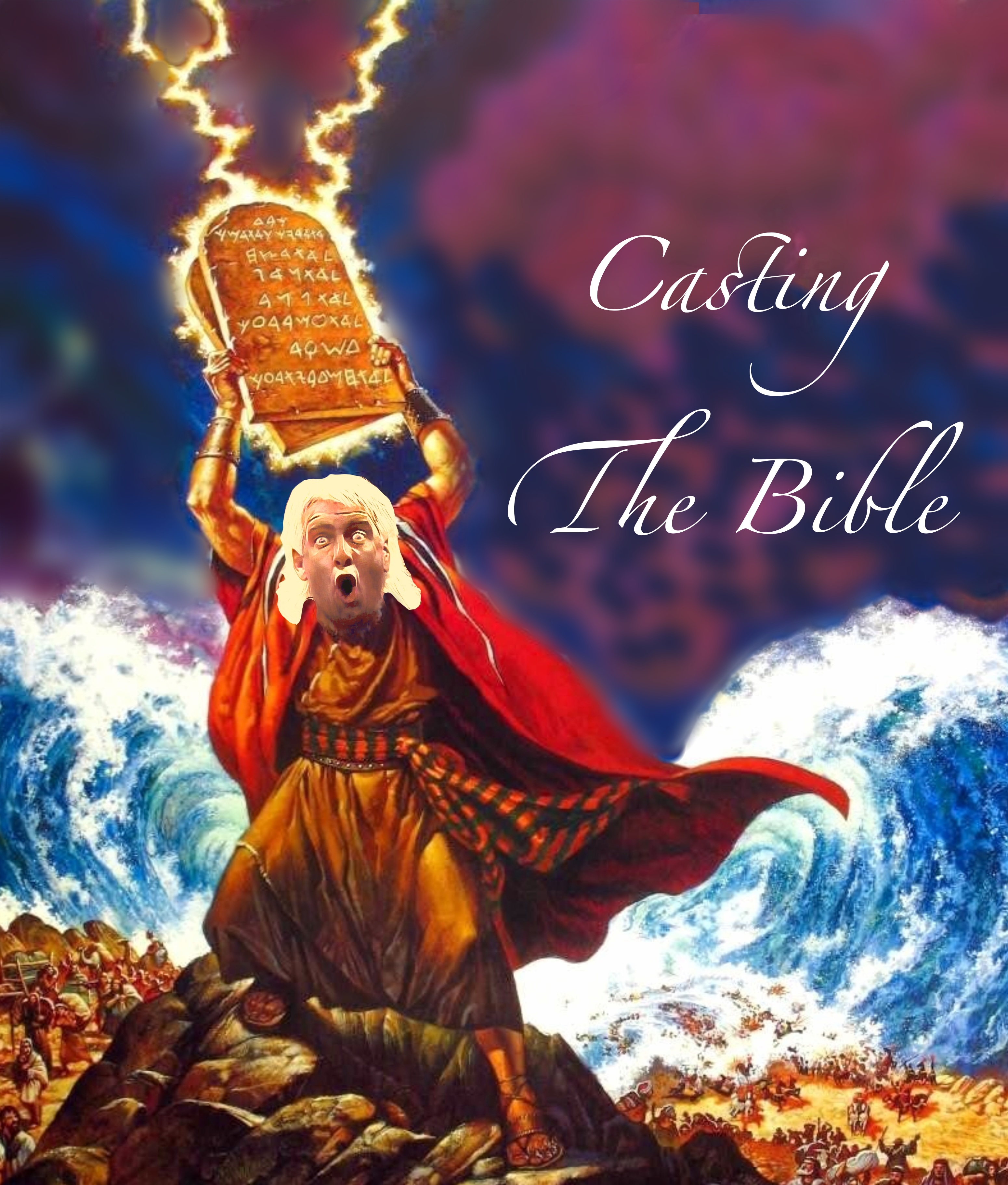 67-Casting The Bible
