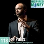 Artwork for How to Set Goals and Make Them Happen with Joe Pulizzi