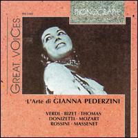 Gianna Pederzini