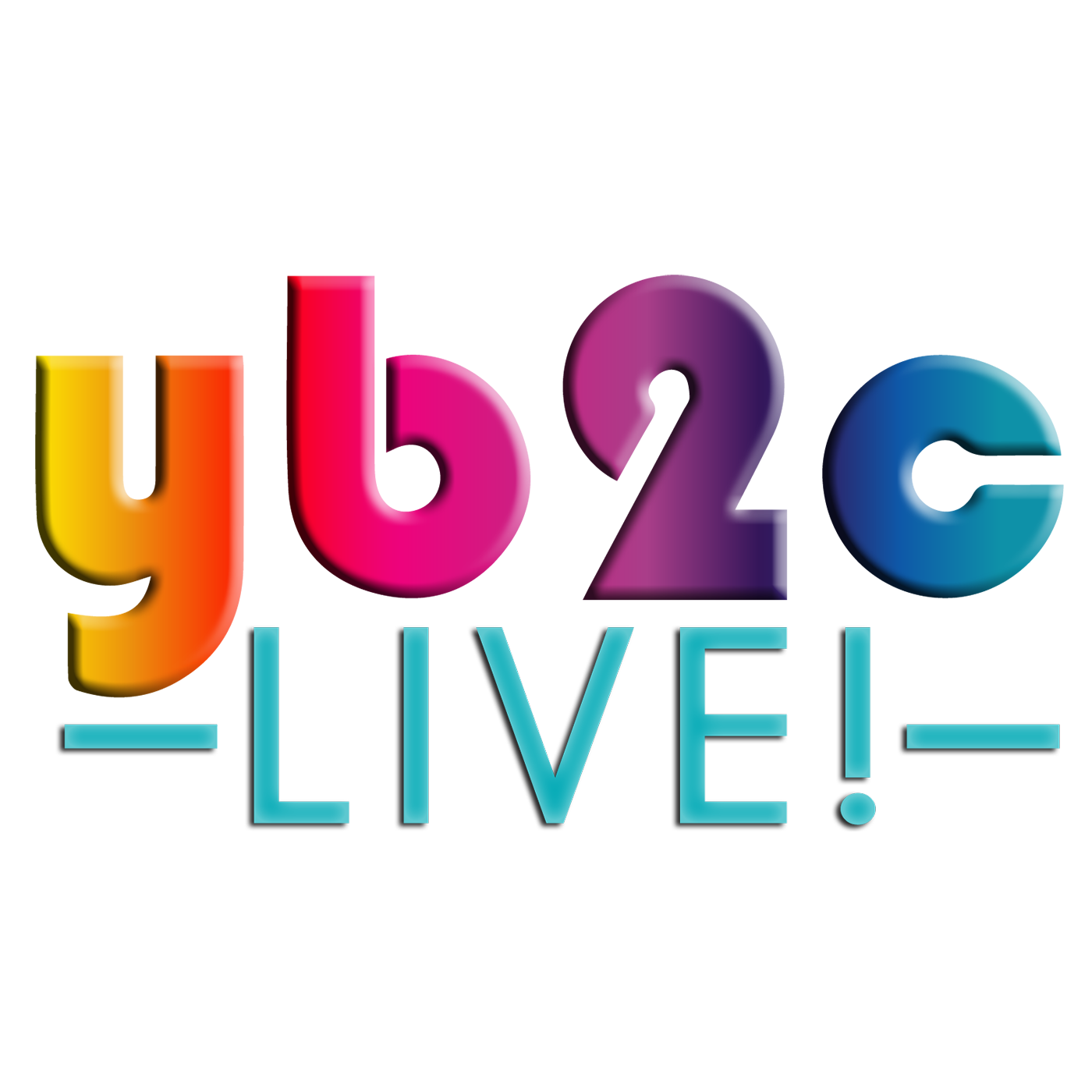 The YB2C Live! Podcast for Entrepreneurs show art