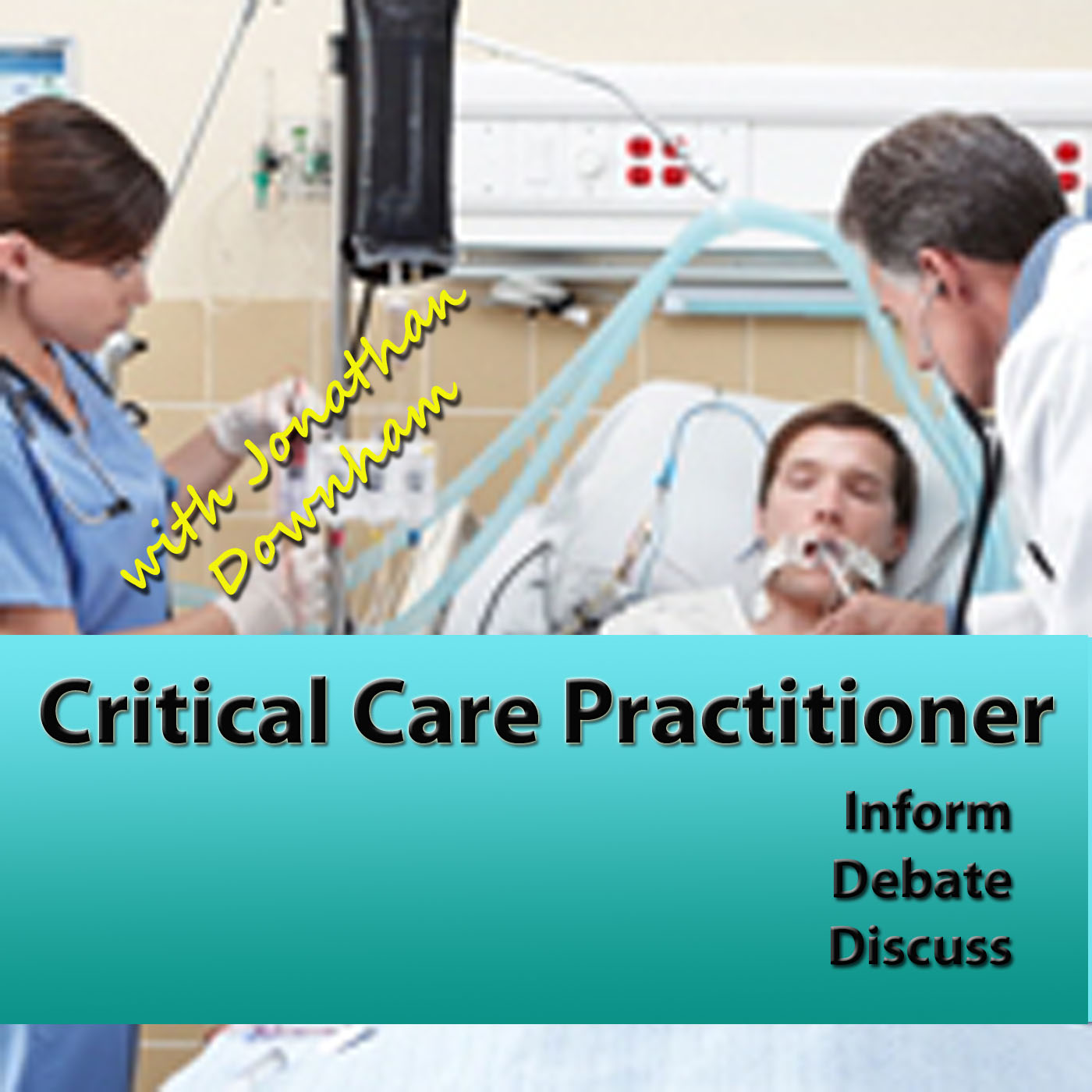Critical Care Practitioner show art
