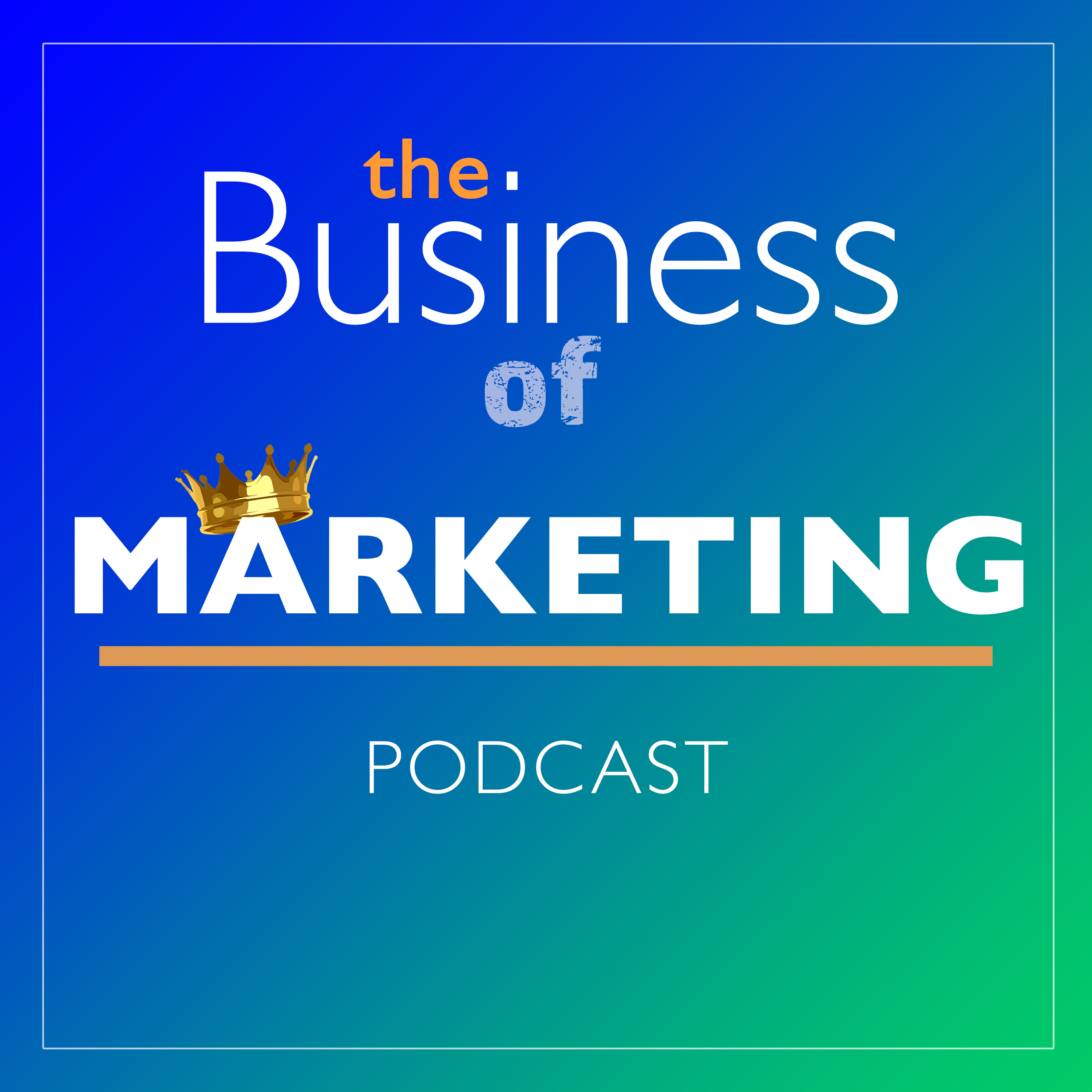 The Business Of Marketing show art