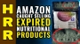 Artwork for Amazon CAUGHT selling EXPIRED nutritional products