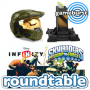 Artwork for GameBurst Roundtable - Game Merchandise and Figures