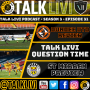 Artwork for TalkLivi Season 3 Episode 31