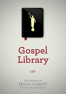 Gospel Library - New iPhone App from the LDS Church