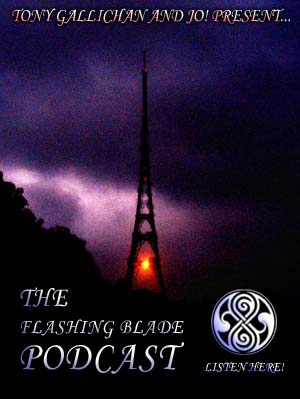 The Flashing Blade Podcast Interview Special 1 - Glenn McCoy