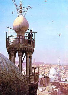 Timbuktu Muezzin