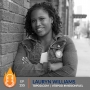 Artwork for Lauryn Williams: How To Build Wealth With Student Loan Debt | 155